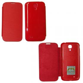 ΘΗΚΗ SAMSUNG GALAXY S4 I9505 BATTERY COVER BOOK RED VOLTE-TEL