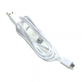SAMSUNG ECB-DU4AWE micro USB ΦΟΡΤΙΣΗ-DATA 2A 1m WHITE BULK OR