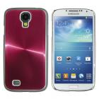 VOLTE-TEL ΘΗΚΗ SAMSUNG S4 I9505 FACEPLATE SHINY ROSE RED