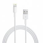 APPLE LIGHTNING MD818ZM/A USB ΦΟΡΤΙΣΤΗΣ-DATA 1m WHITE BULK OR