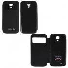 ΘΗΚΗ SAMSUNG GALAXY S4 I9505 BATTERY COVER VIEW BLACK VOLTE-TEL