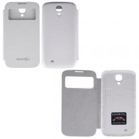 ΘΗΚΗ SAMSUNG GALAXY S4 I9505 BATTERY COVER VIEW WHITE VOLTE-TEL