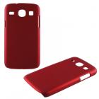 VOLTE-TEL ΘΗΚΗ SAMSUNG CORE I8260 FACEPLATE FITCOVER RED
