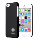 BUGATTI ΘΗΚΗ IPHONE 5C FACEPLATE CLIP ON COVER SILK BLACK