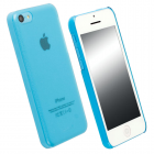 KRUSELL ΘΗΚΗ IPHONE 5C FACEPLATE FROSTCOVER TRANSPARENT BLUE