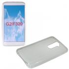 ΘΗΚΗ LG D802 G2 SLIMCOLOR TPU WHITE VOLTE-TEL