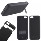 IPHONE 5C/5/5S EXTERNAL(BATTERY CASE+STAND)2200 mAh iOS 8 BLACK