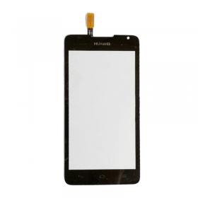 HUAWEI ASCEND Y530 TOUCH SCREEN + LENS BLACK 3P OR