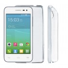 VOLTE-TEL ΘΗΚΗ ALCATEL POP S3 5050Y SLIMCOLOR TPU WHITE