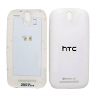HTC ONE SV C520e BATTERY COVER WHITE + NFC ΚΕΡΑΙΑ  3P OR