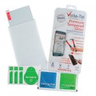 VOLTE-TEL TEMPERED GLASS SAMSUNG YOUNG 2 G130 0.30mm 2.5D FULL GLUE