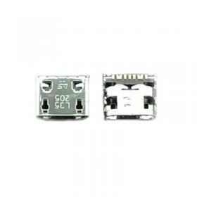 SAMSUNG S6810 GALAXY FAME/MICRO USB ΚΟΝΕΚΤΟΡΑΣ ΦΟΡ/ΣΗΣ OR