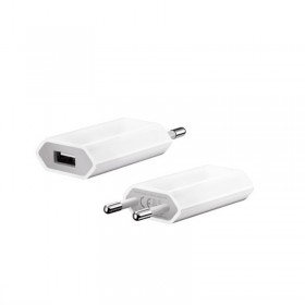 TRAVEL USB IPHONE MD813ZM/A A1400 1000mA WHITE BULK OR