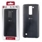 ΘΗΚΗ LG K8 K350N CSV-160 SLIM GUARD SNAP ON BLACK (NAVY) PACKING OR