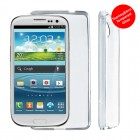 VOLTE-TEL COMBO SAMSUNG YOUNG 2 G130 TEMPERED 0.30 + ΘΗΚΗ SLIMCOLOR WHITE