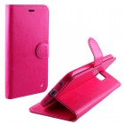 VOLTE-TEL ΘΗΚΗ SAMSUNG S8 G950 LEATHER-TPU BOOK STAND PINK