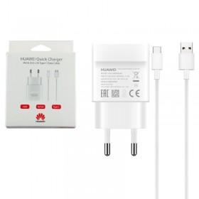 TRAVEL HUAWEI AP32 059200EHQ FAST USB 5/9V 2A+TYPE C WHITE PACKING OR
