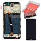 HUAWEI MATE 10 LITE ΟΘΟΝΗ + TOUCH SCREEN + LENS + FRAME + BATTERY 02351QCY/PYX BLACK ORIGINAL SERVICE PACK