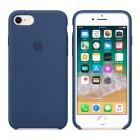 ΘΗΚΗ IPHONE 8/7 MQGN2ZM/A SILICONE COVER BLUE COBALT PACKING OR