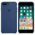 ΘΗΚΗ IPHONE 8/7 PLUS MQH02ZM/A SILICONE COVER BLUE COBALT PACKING OR