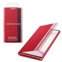 ΘΗΚΗ SAMSUNG NOTE 10 N970 CLEAR VIEW STANDING EF-ZN970CREGWW RED PACKING OR