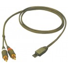 VOLTE-TEL AUDIO-VIDEO CABLE SAMSUNG I900 omnia/G600/D880/M8800