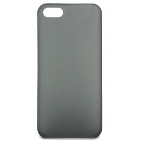 Θήκη Ultra Thin Ancus για Apple iPhone SE/5/5S Μαύρο 0.35mm.