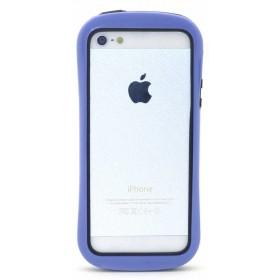 Θήκη Bumper iFace για Apple iPhone SE/5/5S Μώβ