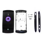 Πρόσοψη S.Ericsson U5 Vivaz με πληκτρολόγιο Μαύρη OEM