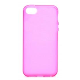 Θήκη TPU Ancus για Apple iPhone SE/5/5S Ρόζ