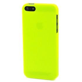 Θήκη Faceplate για Apple iPhone SE/5/5S Neon Πράσινη