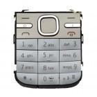 Πληκτρολόγιο Nokia C5-00 Ασημί OEM