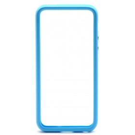 Θήκη Bumper Apple για iPhone SE/5/5S Μπλέ Original Bulk