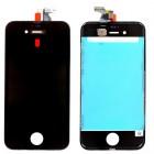 Οθόνη & Μηχανισμός Αφής για Apple iPhone 4S Μαύρο Type B