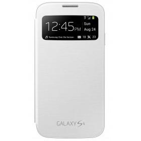 Θήκη Book S-View Samsung EF-CI950BWEGWW για i9505/i9500 Galaxy S4 Λευκή