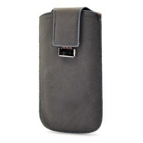 Θήκη Velcro για Samsung SM-J200F Galaxy J2 Γκρι