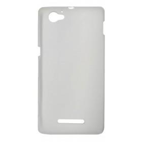 Θήκη TPU Ancus για Sony Xperia M/M Dual Frost - Διάφανη