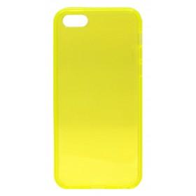 Θήκη TPU Ancus για Apple iPhone 5C Κίτρινη