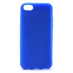 Θήκη Σιλικόνης Ancus για Apple iPhone 5C Μπλέ