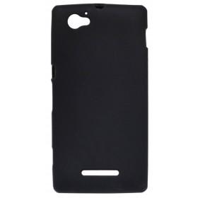 Θήκη TPU Ancus για Sony Xperia M/M Dual Μαύρη