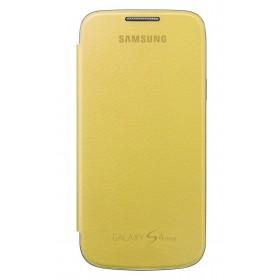 Θήκη Book Samsung EF-FI919BYEGWW για i9190/i9195 Galaxy S4 Mini Κίτρινο Bulk
