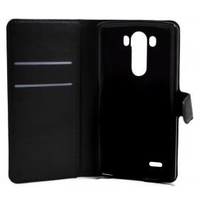 Θήκη Book Ancus Teneo για LG G3 D855 Μαύρη