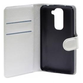 Θήκη Book Ancus Teneo για LG G2 Mini D620 Λευκή