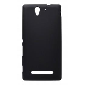 Θήκη TPU Ancus για Sony Xperia C3 D2533 Μαύρη