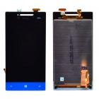 Γνήσια Οθόνη & Μηχανισμός Αφής HTC Windows Phone 8S Μπλέ Original