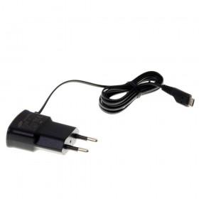 Φορτιστής Ταξιδίου Samsung ETA0U10EBE Micro USB 700 mAh Μαύρος Bulk