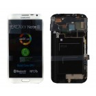 Γνήσια Οθόνη & Μηχανισμός Αφής Samsung N7100 Galaxy Note II Λευκό GH97-14112A