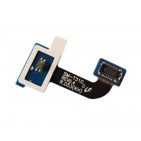 Καλώδιο Πλακέ Samsung SM-T310 Galaxy Tab 3 8.0 με Αισθητήρα Φωτισμού Original GH59-13424A
