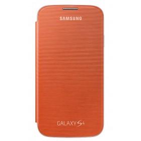 Θήκη Book Samsung EF-FI950BOEGCN για i9505/i9500 Galaxy S4 Πορτοκαλί