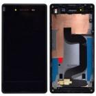 Γνήσια Οθόνη & Μηχανισμός Αφής Sony Xperia E3 D2203 Μαύρο A/8CS-59080-0003